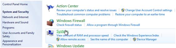 Python installation in Windows System
